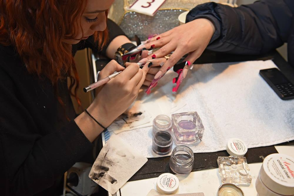 Open International Championship in Modeling and Nail Design - Magic&nails